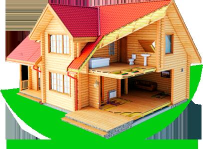 Сколько стоит дом из бруса