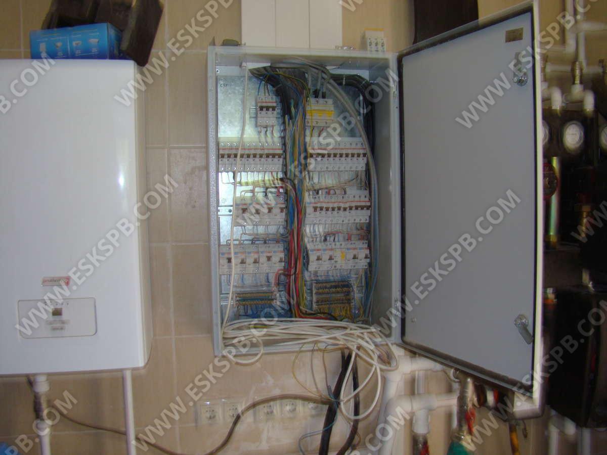 Дом из газобетона по индивидуальному проекту в комплектации под ключ плюс инженерный пакет