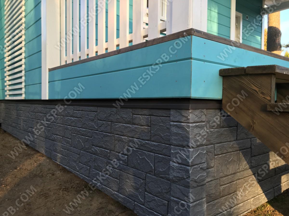 Каркасный дом с комплектации с отделкой